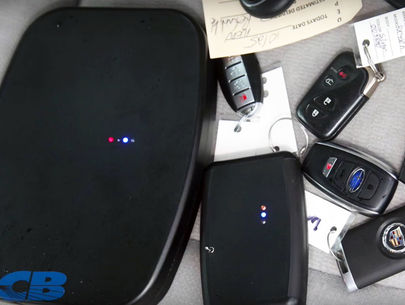 'Mystery Device' lets thieves break in, start, drive off with cars