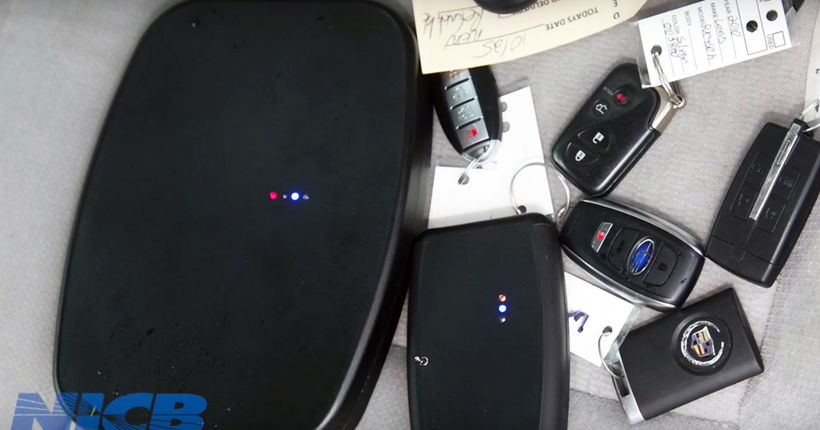 'Mystery device' lets thieves break into cars, start and drive off with them: insurance group