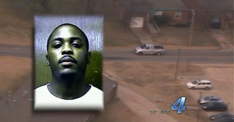 Convicted felon accused of shooting at officers arrested