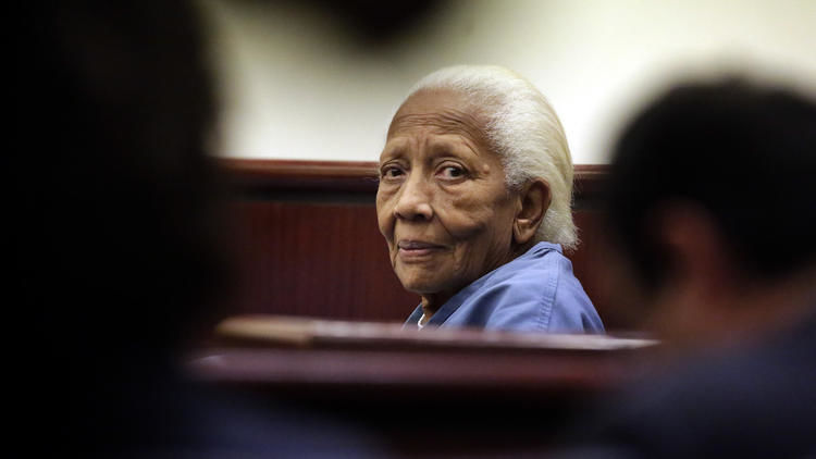 Notorious 86-year-old jewelry thief Doris Payne arrested again in Atlanta