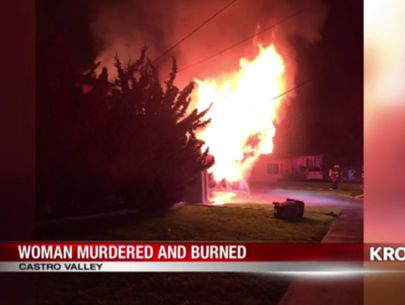 VIDEO: Woman murdered, burned in cover-up