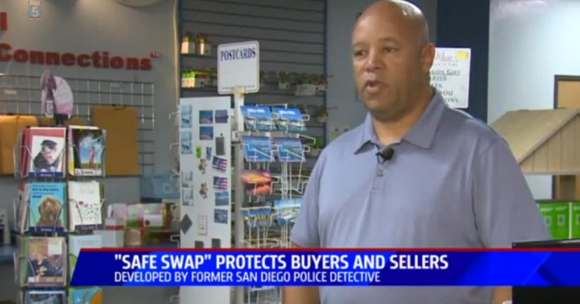 Retired detective creates app to protect online sellers, buyers
