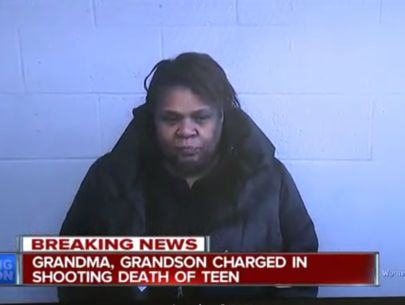 Grandmother, grandson charged in connection to teen's fatal shooting