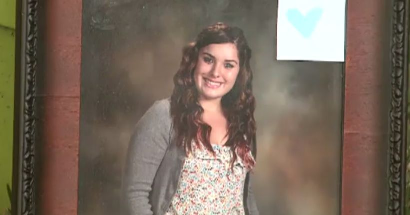 Teen who killed herself in front of her parents is still being bullied