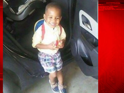 Manhunt underway after toddler killed in road-rage shooting
