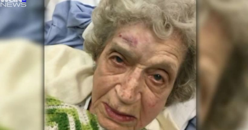 WWII vet who was beaten, robbed in her home speaks out – and gives thanks