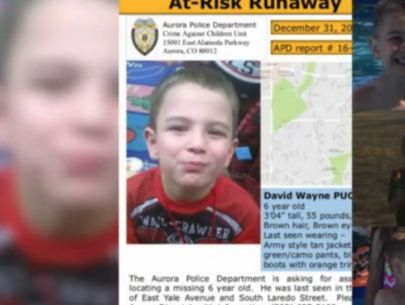 More than 150 volunteers search for missing 6-year-old boy