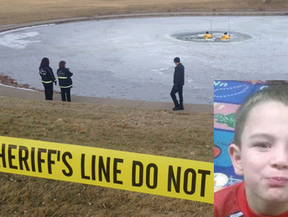 Coroner identifies child pulled from pond as missing 6-year-old David Puckett