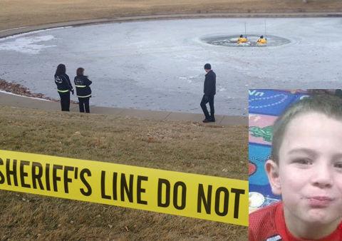 Body believed to be missing Aurora boy, 6, found in park pond