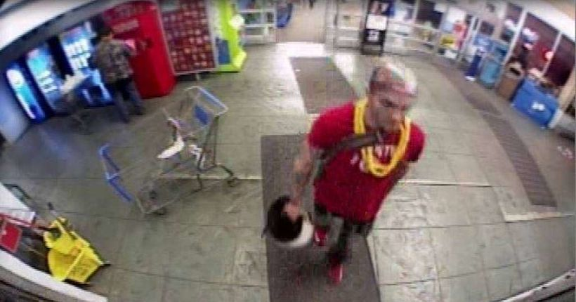 Manhunt underway for suspect who allegedly beat man to death with helmet inside Tomball Walmart