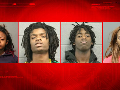 4 arrested, charged in Facebook Live beating of disabled man