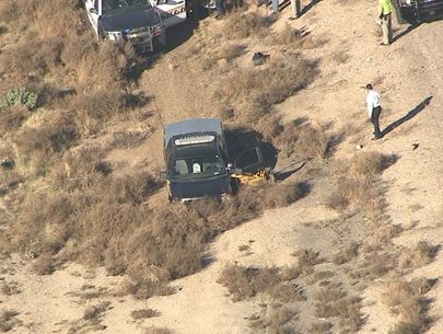 Naked woman steals sheriff's vehicle, leads police pursuit
