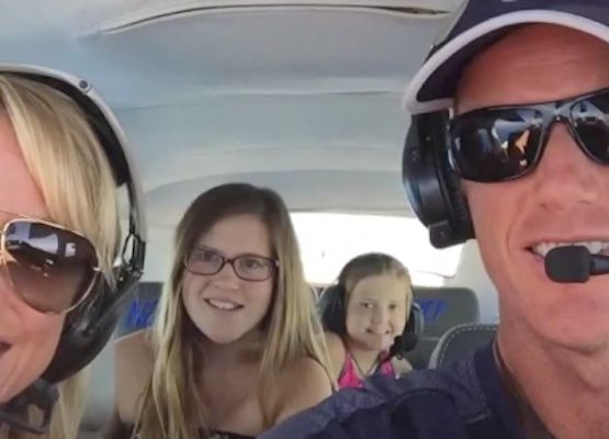 Mother of girls killed in plane crash didn't want girls to fly with ex-husband