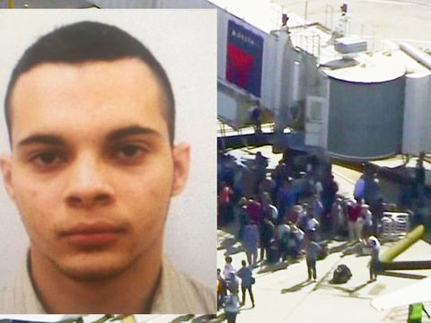 Accused airport gunman Esteban Santiago to remain in custody