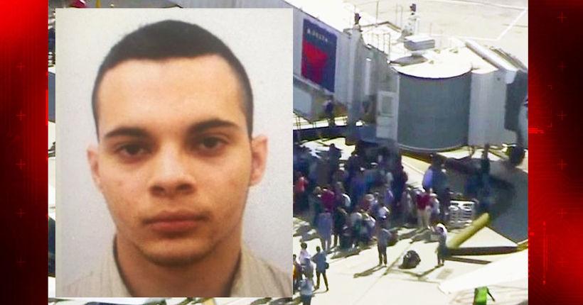 Accused airport gunman Esteban Santiago to remain in custody