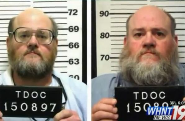 One of the 'Big Boy Killers' from TV show 'Evil Twins' freed from prison