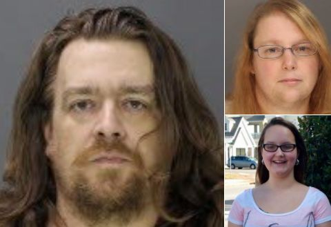 Mom, boyfriend allegedly rape, kill, dismember adopted daughter