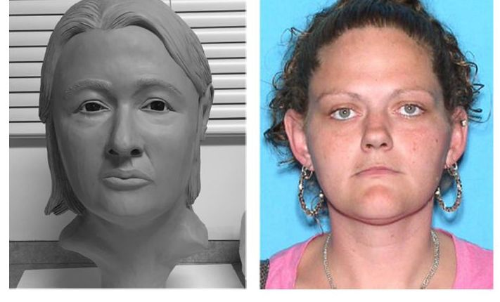 Missing woman ID'd after 3D printing forensics