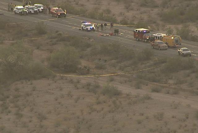 Samaritan shoots, kills suspect who ambushed Arizona trooper