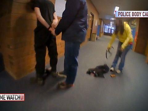 Student, teacher stop school shooter in Utah middle school
