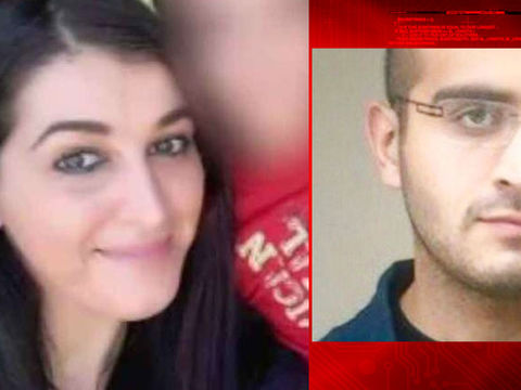 'I love you babe;' Orlando shooter's last text to wife