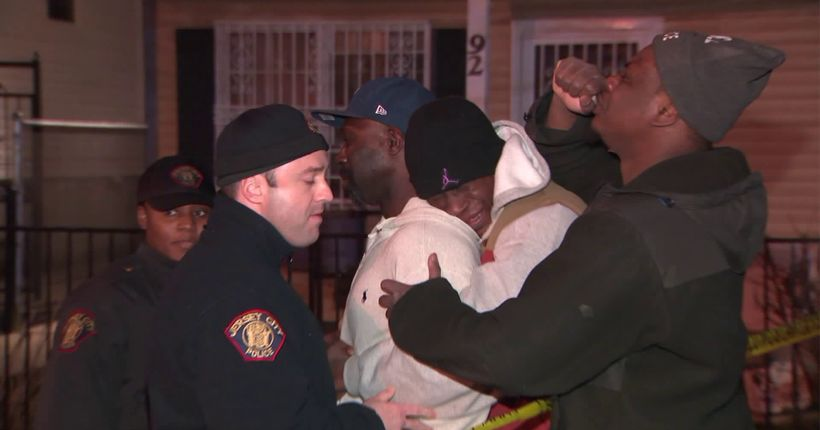 3 dead, including suspected gunman, at Jersey City home; 1 at-large