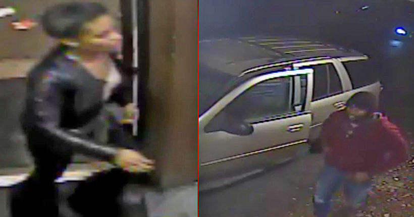 Police release video showing abduction of woman from Cleveland store