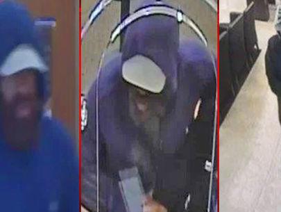 FBI: Armed serial robber 'Bearded Bank Bandit' at large in Houston