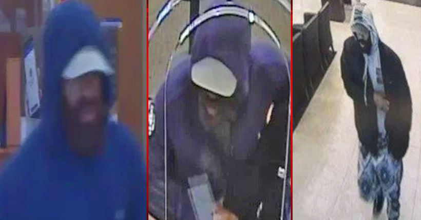 FBI: Armed serial robber 'Bearded Bank Bandit' at large in Houston