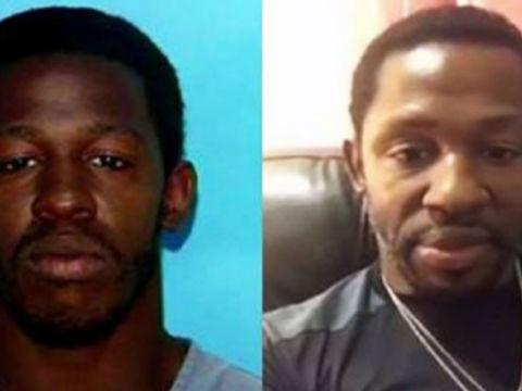 Captured: Accused cop killer Markeith Loyd in custody