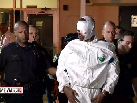 The capture of fugitive suspected cop-killer Markeith Loyd