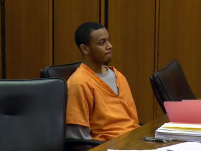 Local rapper facing charges uses courtroom for video shoot