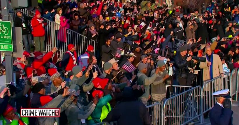 Inside Look: Inauguration Day security in Washington, D.C.