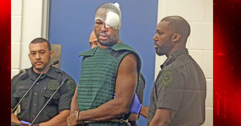 Loyd yells at judge, says he'll defend himself in court appearance