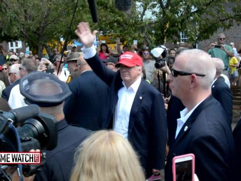 Inside look: Protecting President Donald Trump and the…