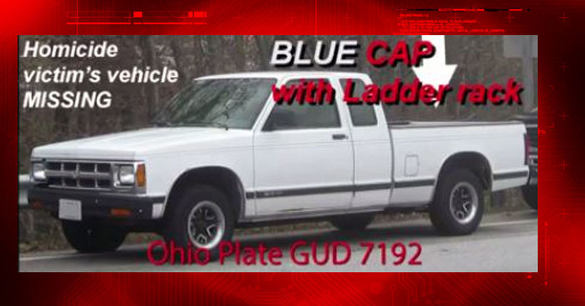 Wayne Co. Sheriff: Be on the lookout for Doylestown murder victim's truck