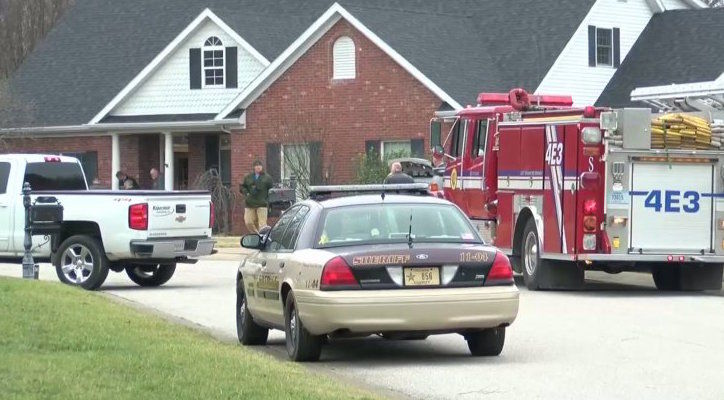 Authorities: Southern Indiana man fatally shot wife, attacked daughters in home