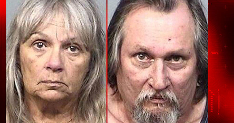 Man, woman arrested after 57 animals die in Brevard house fire