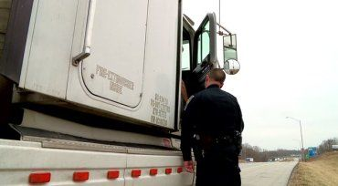 Troopers cracking down on human trafficking on interstates