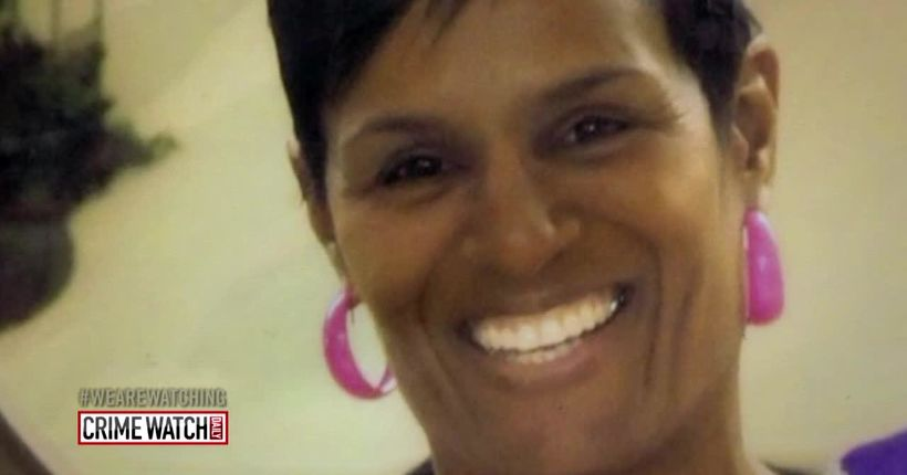 Unsolved: Woman shot dead with own gun surrounded by her guard dogs