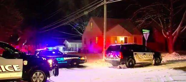 Homeowner under arrest after killing stranger in his driveway