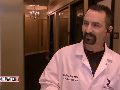 Phony doc confronted on accusations of illegal medical procedures
