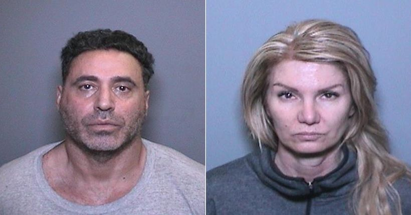 Pair charged with running brothel out of high-end Irvine apartments