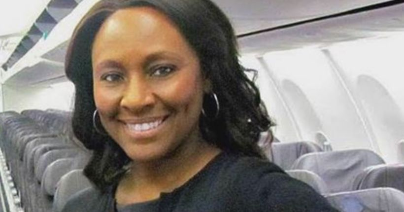 Flight attendant's instincts save teen from human trafficking