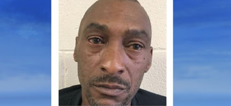 NC man charged after woman found chained in shed