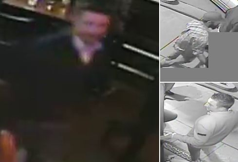Police release photos of sexual assault suspects
