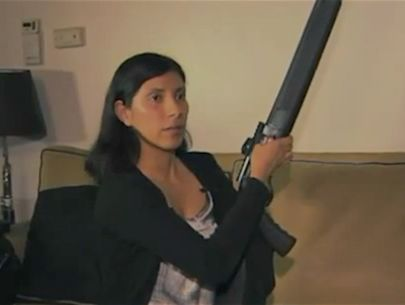 Store manager quits after being forced to sell gun to man she found threatening