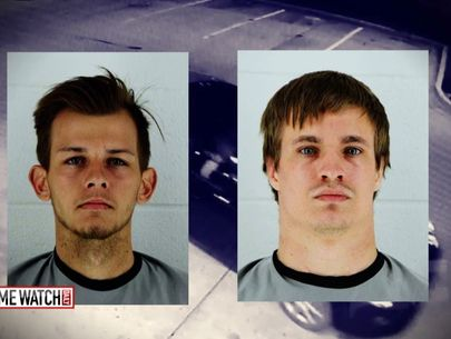 2 men charged in rape of sheriff's deputy; other victims sought