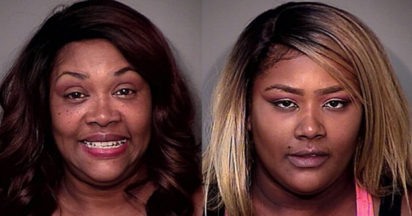 Mother, daughter arrested in prostitution bust