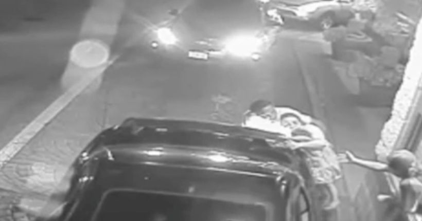 VIDEO: McDonald's drive-thru worker tries to grab toddler during assault